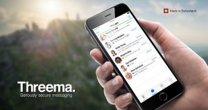 Keep Your Data Out of the Hands of Hackers with Threema Messenger 4