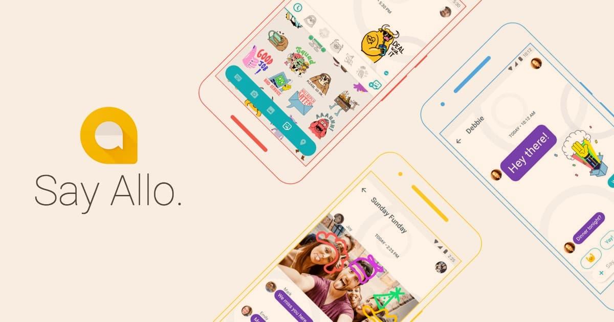 Introducing Google Allo Messenger App