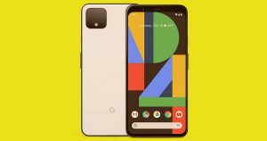 GOOGLE will not Launch PIXEL 4 Phone in INDIA 5