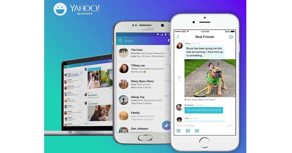 Yahoo Messenger Features 1