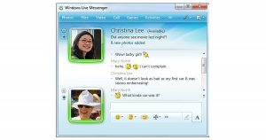 Download Windows Live Messenger 5